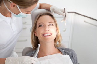Image of Dentist With Patient